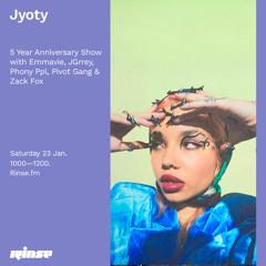 Jyoty's 5 Year Anniversary Show w/ Emmavie, JGrrey, & More  - 23 January 2021