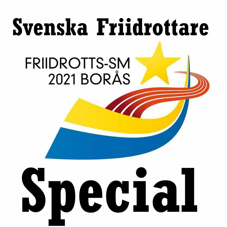34 - Friidrotts-SM special - tipstävling!