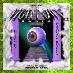 Night Owl Radio 234 ft. EDC Mexico 2020 Mega-Mix