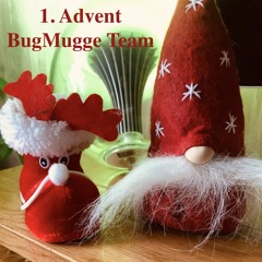 BugMugge DJ Team (Scary & Myti) // 1. Advent - Part one