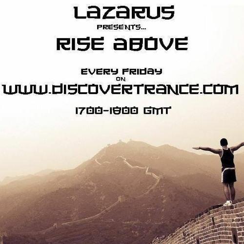 Lazarus - Rise Above 483 (11-06-2021)