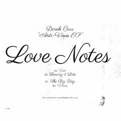 LVNO-20 :: Derek Carr - A2 : Leaving it Late