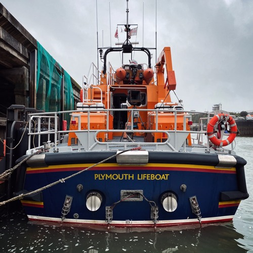Sounds from the Coast: Sonic Portrait of a Lifeboat Fender No.1 by Jack Lowe