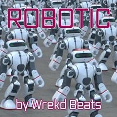 Robotic -Daft Punk x EDM x Pop x Trap type Beat – New 2021