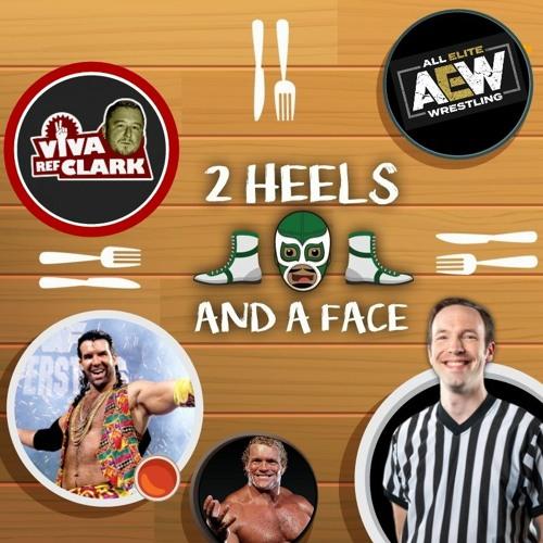 Wrestling Buffet Line with Ref Sam Meadowood