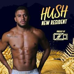 SET HUSH NEW RESIDENTE