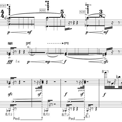 IOI (2019) for clarinet, cello & piano