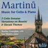 Sonata No. 2 For Cello And Piano (1941): I. Allegro