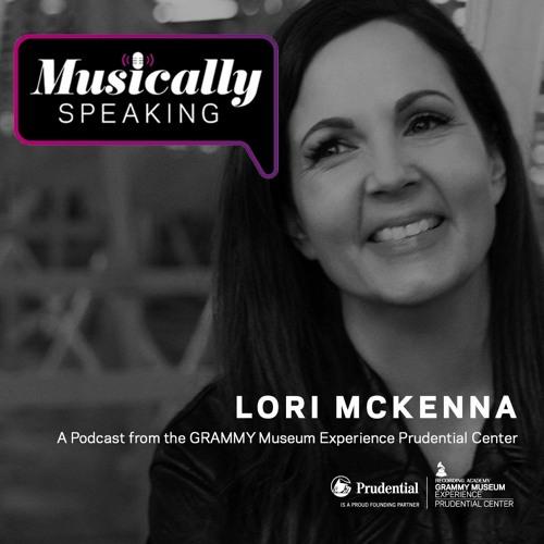 Lori McKenna | Musically Speaking