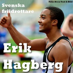 36. Erik Hagberg