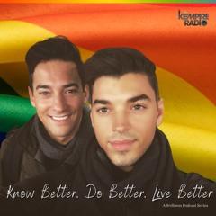Cancer Season with Adam Newell & Jason Berrent [Ep 44]   Know Better Do Better Live Better