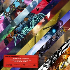 Bandlez & Strocksu - Sleepwalking Ft. Katie Sky(HYPEITUP Remix)