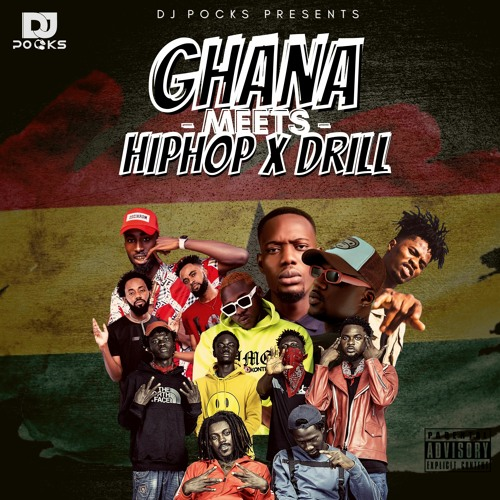 Ghana Meets HipHop X Drill 2020 ★ - Mixed By DJ Pocks @PocksYNL