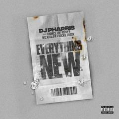 Everything New Ft. Chance The Rapper, Wiz Khalifa & Rockie Fresh