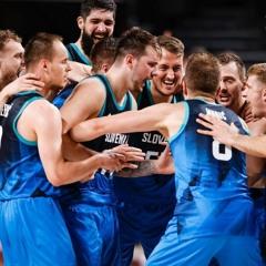 Slovenija prepričljivo čez četrtfinalno oviro! Dragić in Dončić naslednjo sezono skupaj v Dallasu?