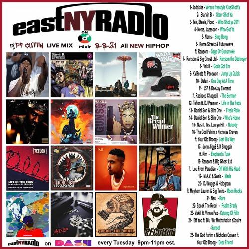 EastNYRadio 8-8-21 mix