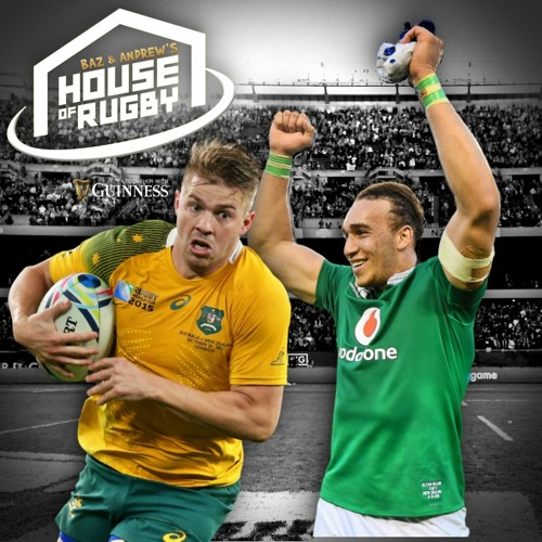 Drew Mitchell from Down Under, Ultan Dillane interview and a famous Cape Town win