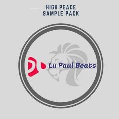 High Peace Sample Pack FREE BEAT!