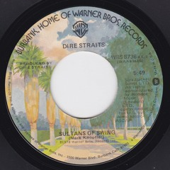 """Dire Straits """"Southbound Again""""   T.I.G. Ten-Gallon Dub"""