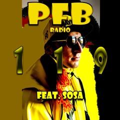 PFB Radio #119 (Feat. Sosa)