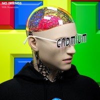 Cadmium - No Friends (feat. Rosendale) Artwork