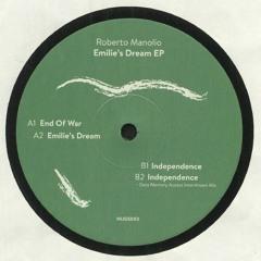 Premiere : Roberto Manolio - Emelie's Dream (NUGS003)