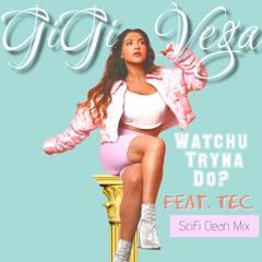 Watchu Tryna Do? GiGi Vega X Tec (SciFi Clean Mix)