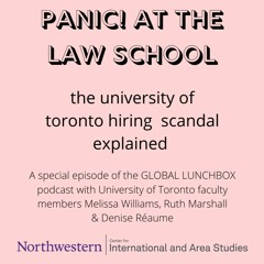 Panic! at the Law School—The University of Toronto Hiring Scandal Explained