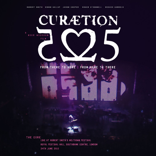 Curaetion-25: From There To Here   From Here To There (Live)