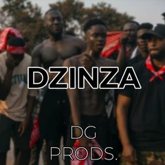 "M1llionz x Yaw Tog Afro Drill Type Beat - ""Dzinza"" | Prod. DG Productions"