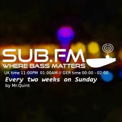 Mr.Quint with J-Selekta x FlowolF 06 Jan 2020 Sub FM