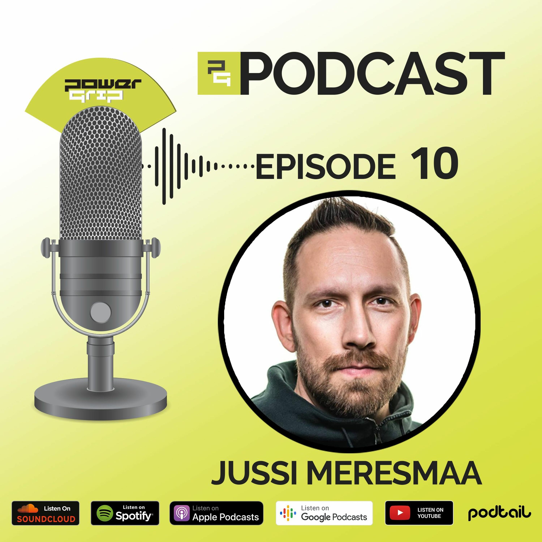 10. Jakso - Jussi Meresmaa