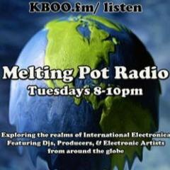 MELTINGPOTRADIOSHOW 06 08 21 KBOO PDX 90.7FM