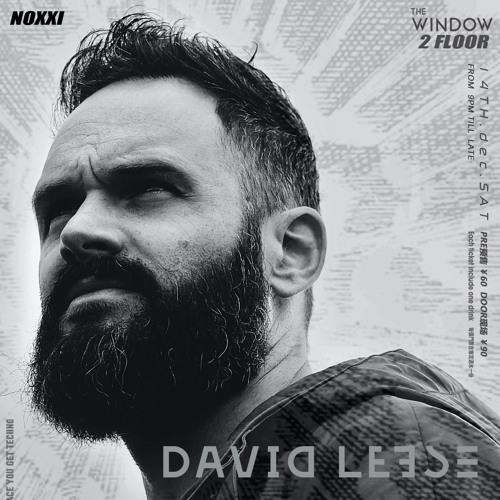 David Leese @ The Window - Guangzhou (14-12-2019)