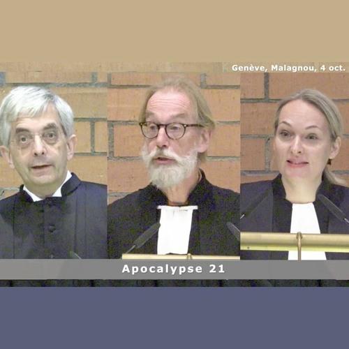Il est une foi… en ville (Apocalypse 21), pasteurs Patrick Baud, Marie Cénec et Marc Pernot