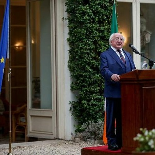 Speech at a reception for the Irish Community in Rome