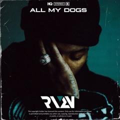 All My Dogs [ Hip Hop Beat / Rap Instrumental ]