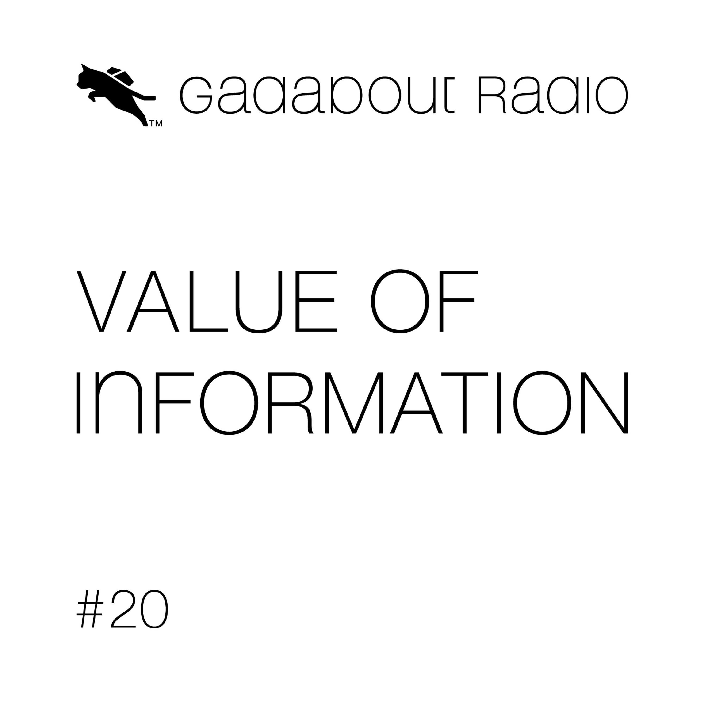 #20 – Value Of Information