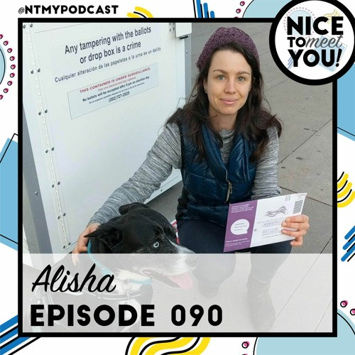 Episode 090 - A Saturday Morning Coffee with Alisha