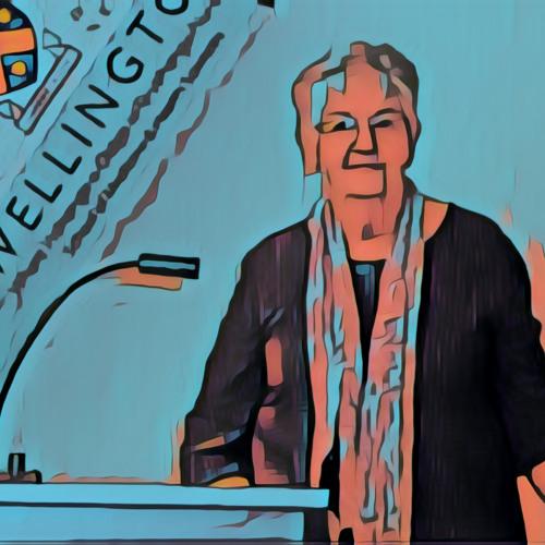 Margaret Pittaway ~ Rural Women New Zealand #HerVoiceNZ 2019
