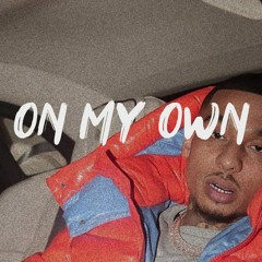 [FREE] ' On My Own ' Fredo x Nines x Potter Payper UK Rap Type Beat 2021 ( Prod. By Young J )
