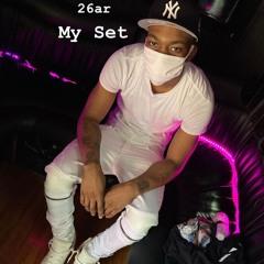 26ar - My Set (prod by A Lau x EliWTF)