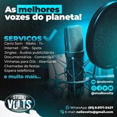 Spot Comercial Para Manicure - Demo Em Off - Locutores Sabrina & Ernane - Studio Volts #Brasil