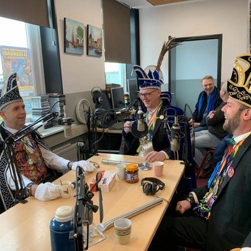 Hendric Van Doorn In Gesprek Met 3 Carnavalsprinsen 15 Februari 2020