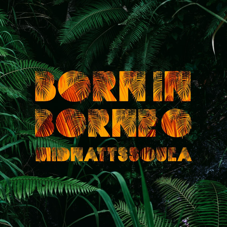 Mix of the Week #395: midnattssoula - Born In Borneo