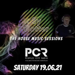 Peoples City Radio - Sy Potter - Sat 19.06.21