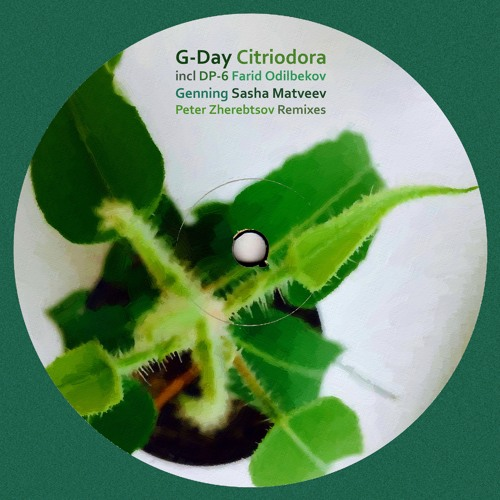 PREMIERE: G-Day - Citriodora (Farid Odilbekov Remix) [Conceptual]