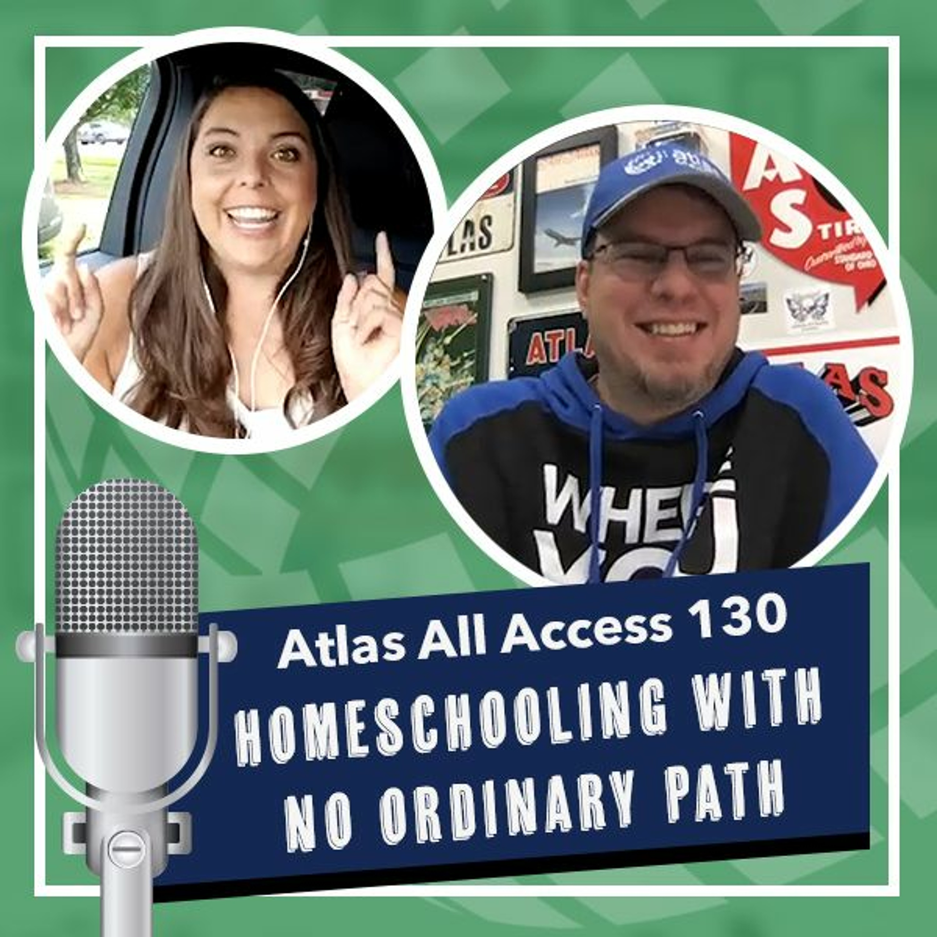 How to homeschool with No Ordinary Path - Atlas All Access 130