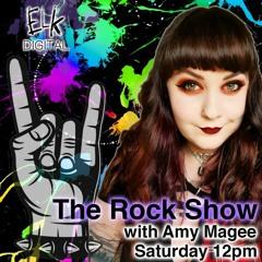 The Rock Show - Pride -  Amy Magee - Elk Digital -  19th June 2021