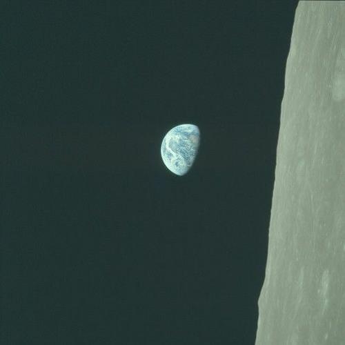 Chronique lunaire n°3 Noël autour de la Lune